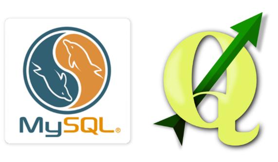 Conectar QGIS conMySQL