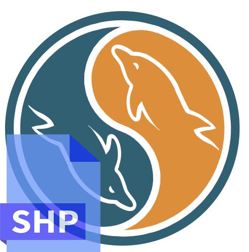Importar un archivo .shp enMySQL